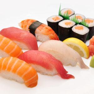 Menus Japonais
